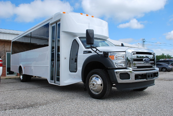 22 Passenger party bus rental Tampa