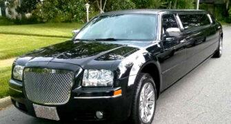 Chrysler 300 limo service tampa