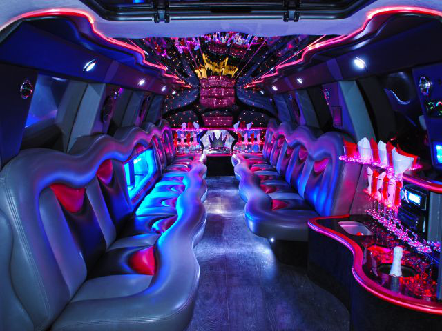 excursion limousine Tampa