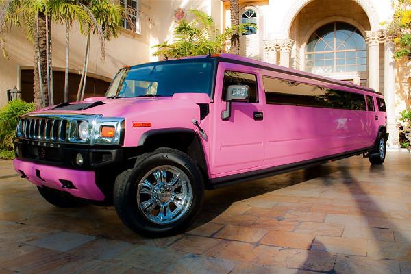 pink hummer limo tampa