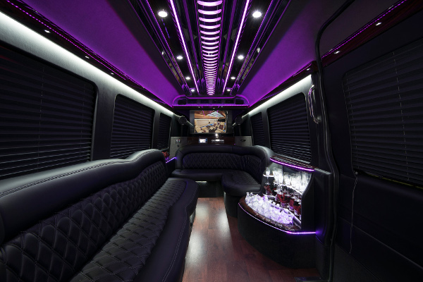 sprinter bus rental tampa