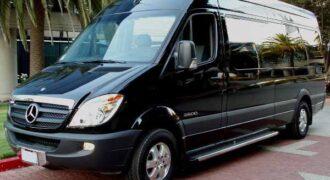 12 Passenger sprinter bus Dunedin
