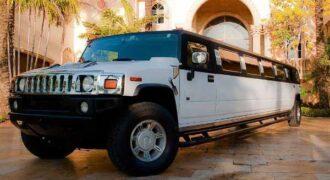 Hummer limo Brandon