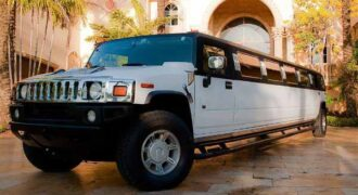 Hummer limo Tarpon Springs