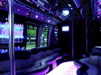 Tamp Wedding Party Bus Rentals