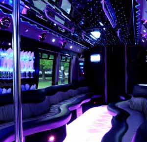 Tamp Wedding Party Bus Rentals