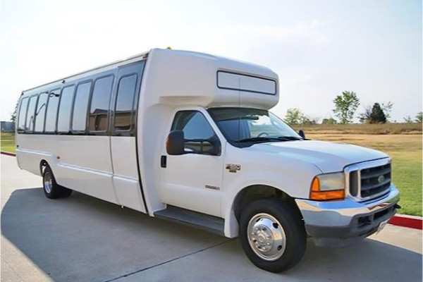 20 passenger shuttle bus rental Bradenton