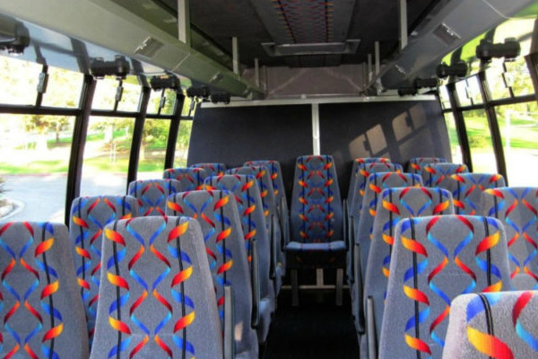 20 Person Mini Bus Rental Dunedin