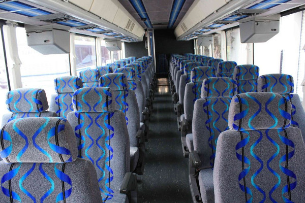 30 Person Shuttle Bus Rental Brandon