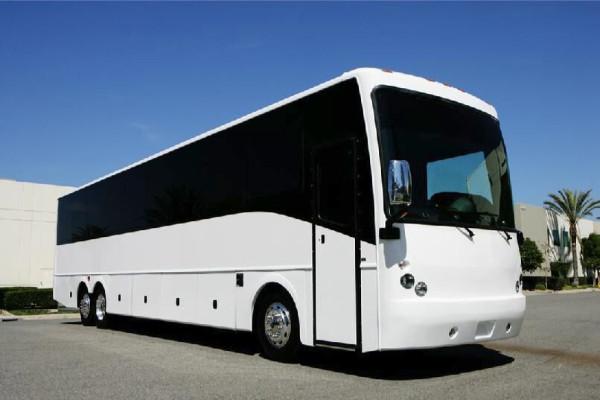 40 Passenger Charter Bus Rental Dunedin