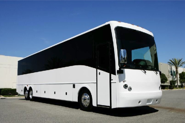 40 Passenger Charter Bus Rental Largo