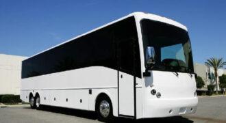 40 Passenger Charter Bus Rental Tampa
