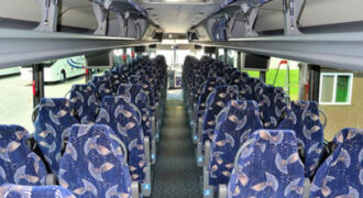 40 Person Charter Bus Tampa