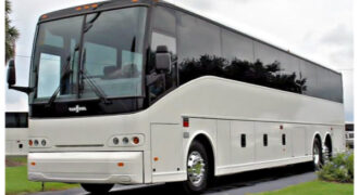 50 Passenger Charter Bus Tampa