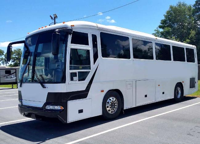 Tampa 36 Passenger Shuttle Bus