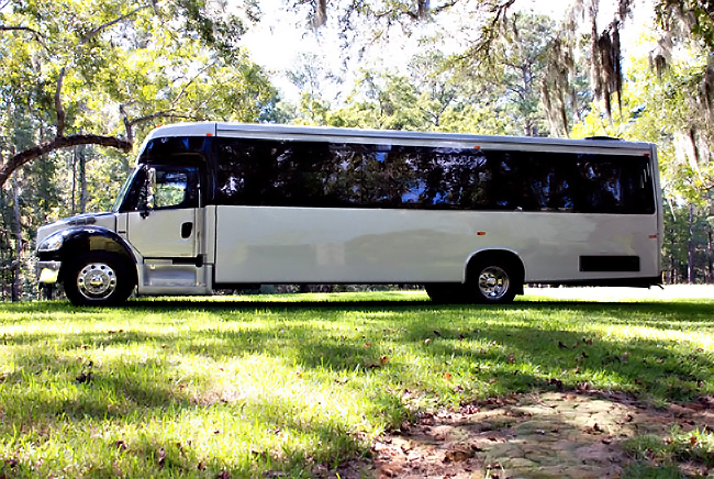 Tampa 40 Person Shuttle Bus